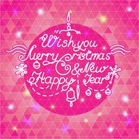 Bonne année et joyeux Noël