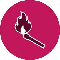 Matchs Vector Icon