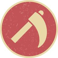 icône de vecteur de faux