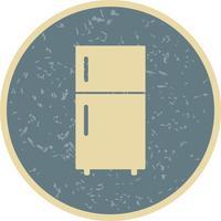 Icône de vecteur de réfrigérateur