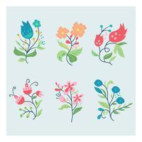 Ensemble floral et composition