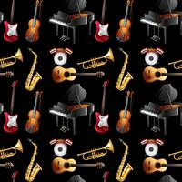 Instrument sans couture