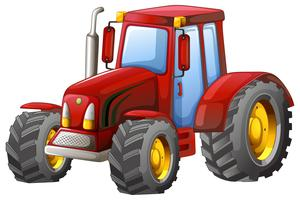 Tracteur vecteur