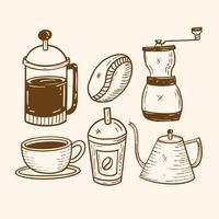 Collection Élément Café