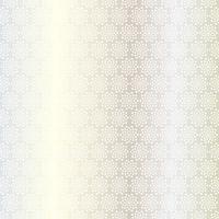 motif starburst abstrait blanc argent