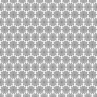 motif starburst abstrait noir blanc vecteur