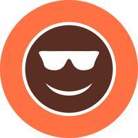 cool vector icon emoji