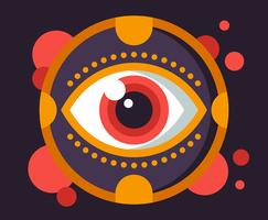 Illustration oculaire