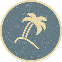 Palmier Vector Icon