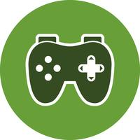 Icône de vecteur de jeu vidéo