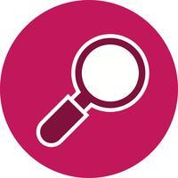 Recherche Vector Icon