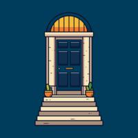 Vecteur de portes