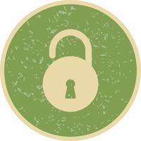 Débloquer Vector Icon