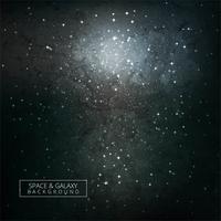 Univers d'espace Galaxy de haute qualité
