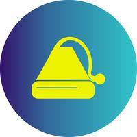 icône de cap vecteur