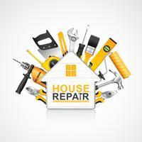 Set fournitures outils de construction
