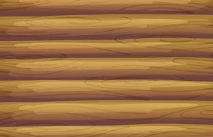 Un fond de bambou vecteur