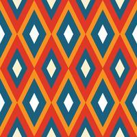Losange géométrique sans soudure