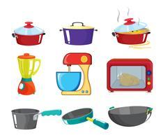 Série de casseroles et poêles