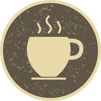 Icône de thé de vecteur