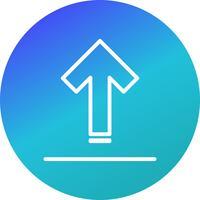 Icône de téléchargement de vecteur