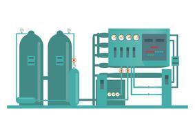 Machine industrielle industrielle et technologie de processus de fabrication en style plat