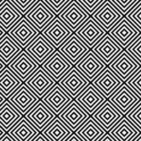 Seamless Pattern avec des formes de losange vecteur