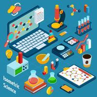 Science isométrique au travail