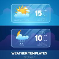 Application mobile météo