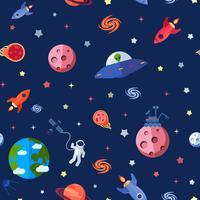 Espace Seamless Pattern