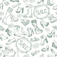 Fond de chaussures sans couture