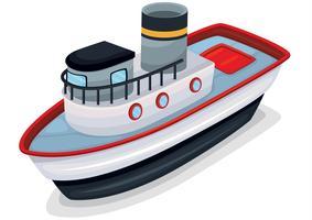 navire vecteur