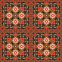 Fond transparent dans les couleurs orange, violet, rouge et jaune vecteur