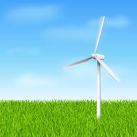 moulin à vent éco