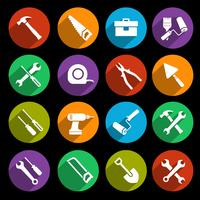 Outils icônes définies