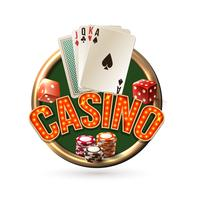 Emblème du casino Pocker