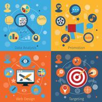 Ensemble de concepts web modernes
