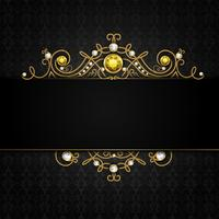 Bijoux fond noir
