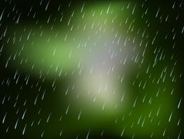 Design de fond avec pluie