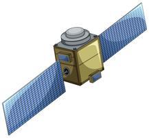 Satellite vecteur