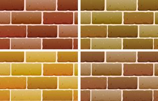 Dessins de briques