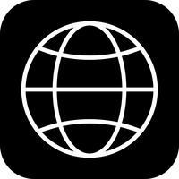 Icône de vecteur web
