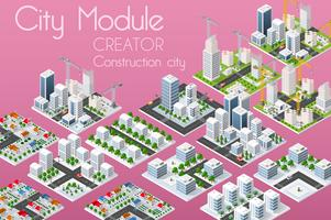 Créateur de module de ville