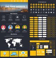 Modèle de conception de site Web
