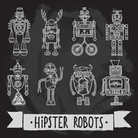Ensemble robot hipster