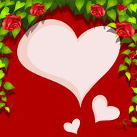 valentines vecteur