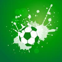 conception de football de vecteur