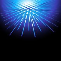 fond abstrait eps10 de couleur bleue