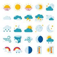 Pack d'icônes météo