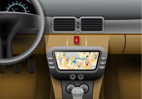 Système de navigation automobile
